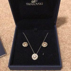 Swarovski jewelry set